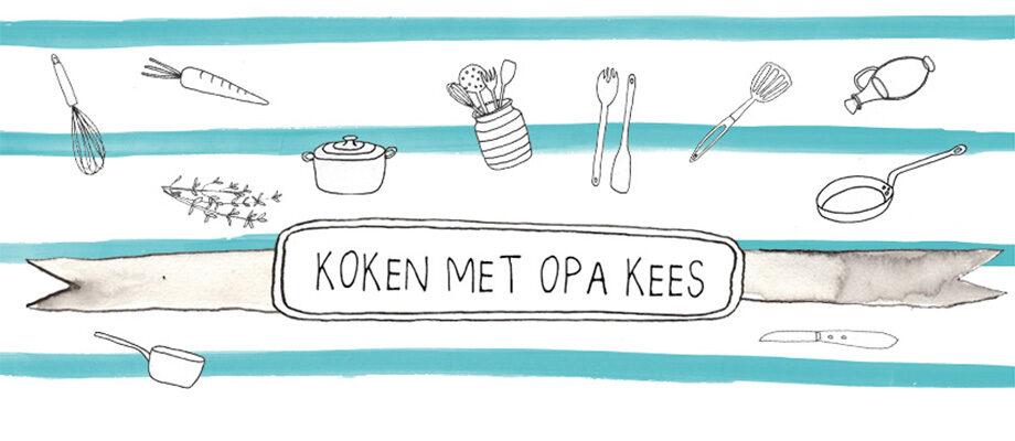 Huisstijl Koken met opa Kees